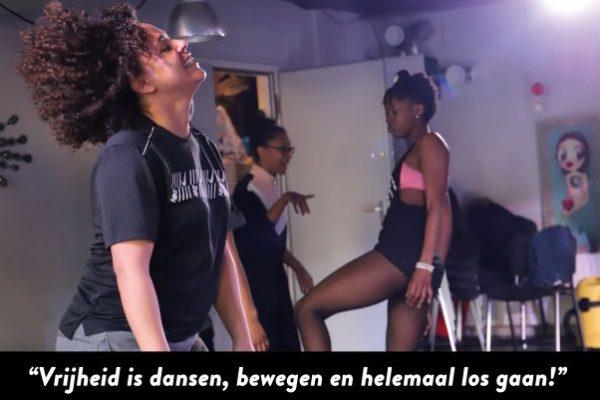 13 liggend - dans