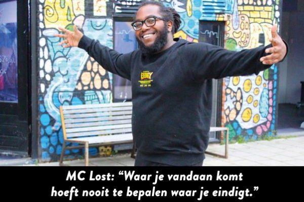 8 liggend - MC Lost